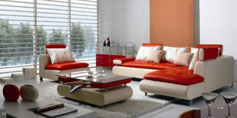 New Jersey's Sectional Sofa Set