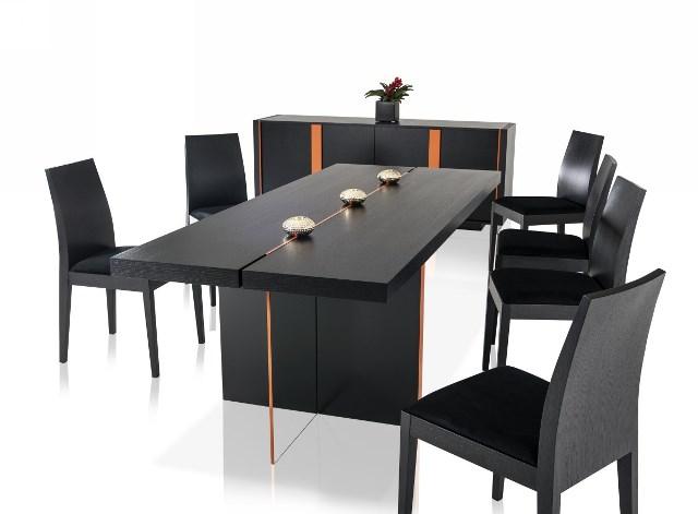 Satiniu0027s Dining Set
