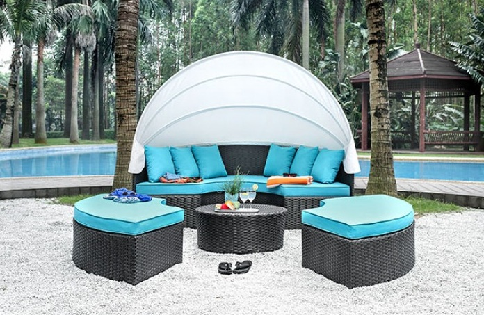 outdoor patio daybed. Serenity\u0027s Outdoor Patio DayBed Daybed W