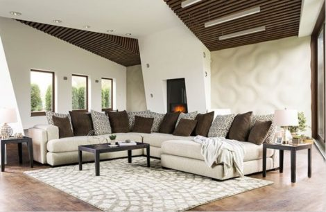 Dawson's Contemporary Sectional