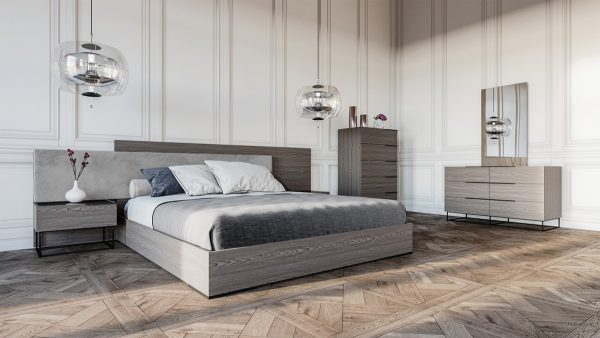 """The Anya"" Grey Italian Bedroom Collection – LOW INVENTORY!"