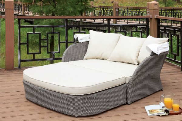 """The Beliani"" Patio Canopy Daybed – COMING IN FEB!"