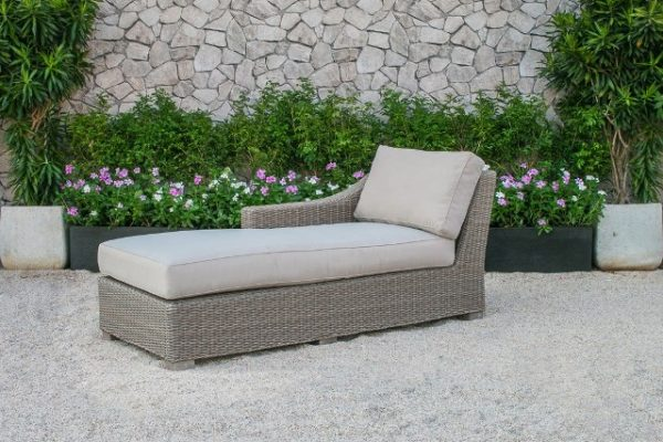 """The Sea Cliff"" Outdoor Sectional & Table Collection – LOW INVENTORY!"
