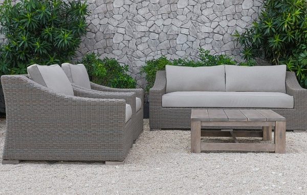 """The Cabo"" Outdoor Sofa Set – SPECIAL SALE!"