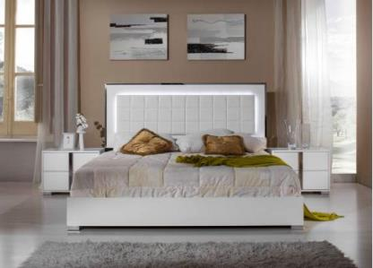 """The Cape Cod"" WHITE 5-pc Bedroom Collection – COMING IN END OF APRIL!"