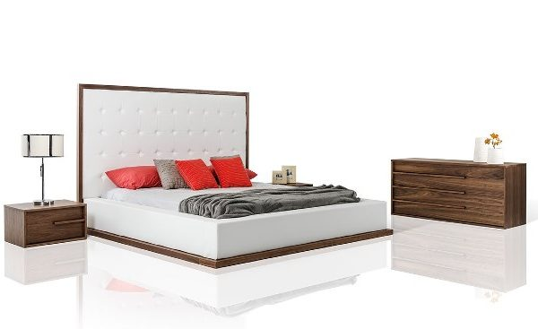 """The Capistrano"" Walnut Bedroom Collection – SOLD OUT, NO ETA"