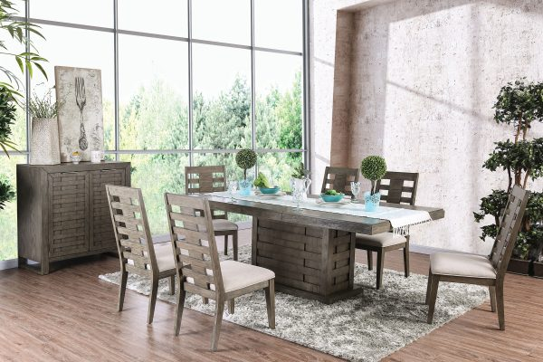 """The Castilian"" 7 PC Dining Collection – SOLD OUT, NO ETA"