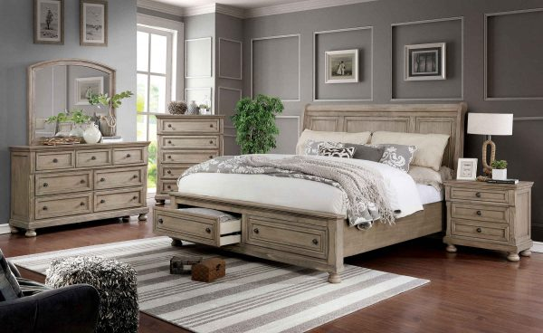 """The Grayson"" Transitional Acacia Grey Bedroom Collection – COMING END OF APRIL!"