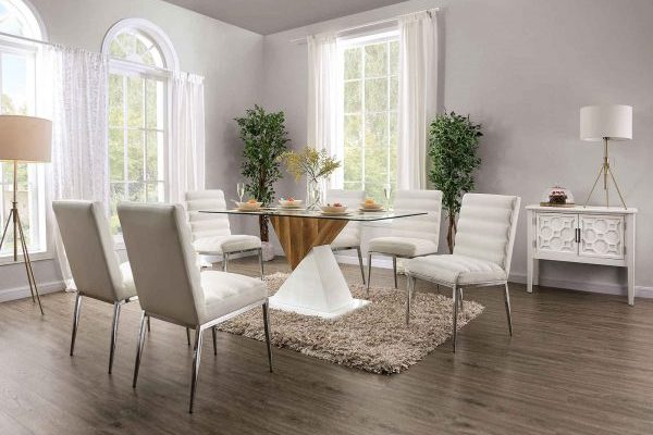 """The Jumanji"" Contemporary Two-Tone Dining Set – SOLD OUT, NO ETA"