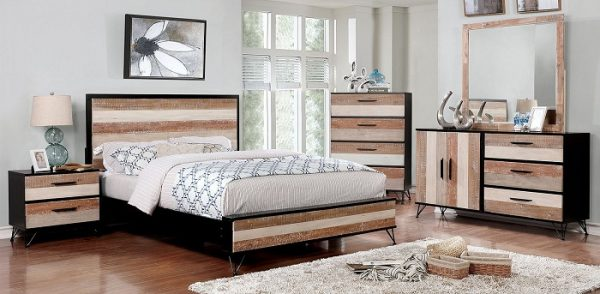 """The Mindy"" Platform Bed Collection –  BED ONLY, PLEASE CALL FOR PRICING!"