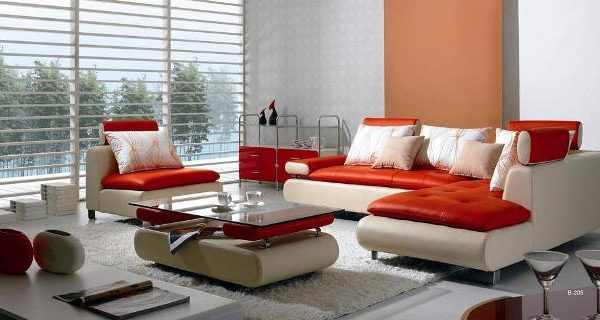 """The Jersey"" Sectional Sofa Set – LOW INVENTORY!"