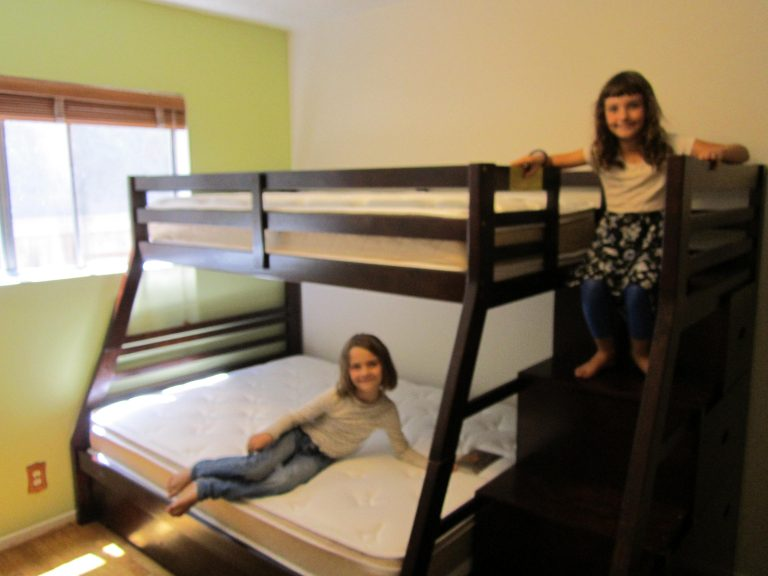 Micah's Bunk Bed is now our #1 Selling Bunk Bed!