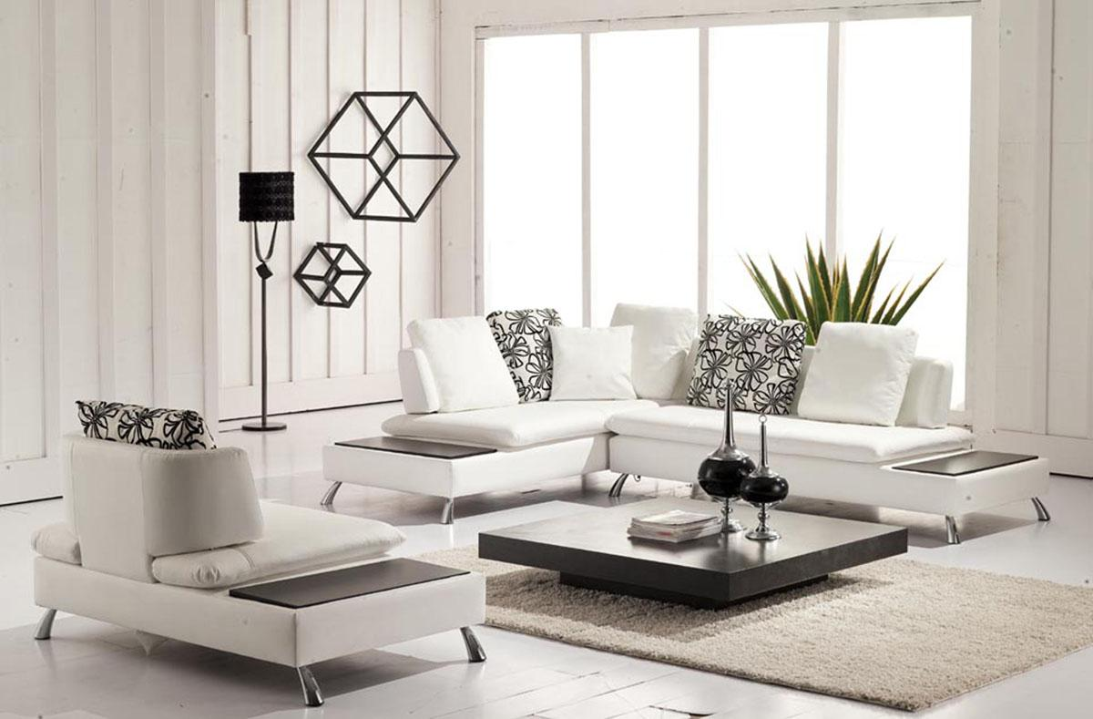 Orchid White Sofa Collection